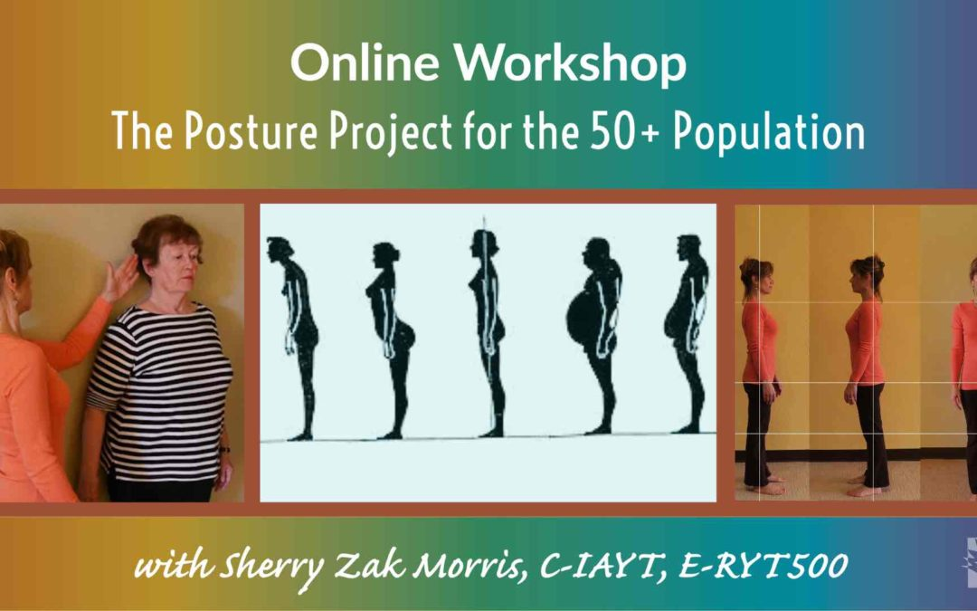 Online Workshop: The Posture Project for the 50+ Population